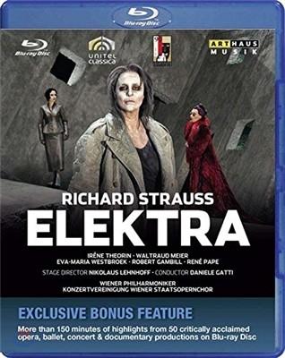 Daniele Gatti 슈트라우스 : 엘렉트라 (R. Strauss: Elektra Special Edition Blu-Ray)