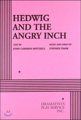 뮤지컬 헤드윅 대본집 Hedwig and the Angry Inch