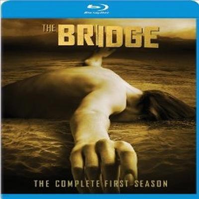 The Bridge: Season 1 (더 브릿지 시즌 1) (한글무자막)(Blu-ray)