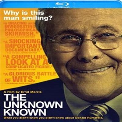 Unknown Known (언노운 노운) (한글무자막)(Blu-ray) (2013)