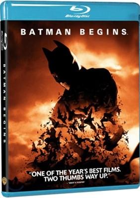 배트맨 비긴즈 (일반판) : 블루레이
