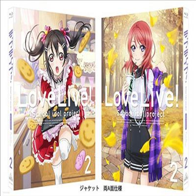 ラブライブ! 2nd Season (Love Live! 2nd Season) (한글무자막)(Blu-ray) (초회한정반)