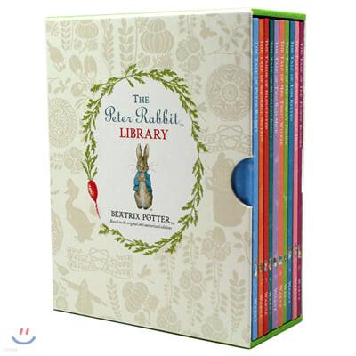 피터 래빗 원서 10권 박스 세트 : The Peter Rabbit Library