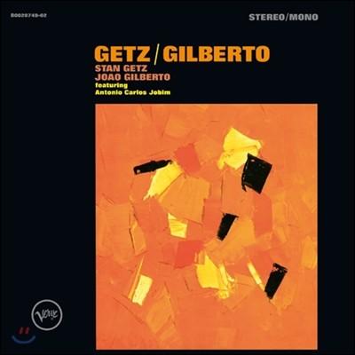 Stan Getz & Joao Gilberto - Getz / Gilberto (스탄 게츠 & 조앙 질베르토)