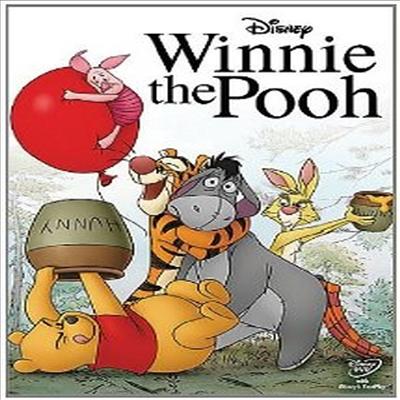 Winnie The Pooh (곰돌이 푸) (2011)(지역코드1)(한글무자막)(DVD)