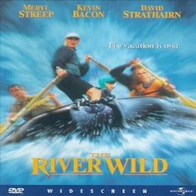 The River Wild (리버 와일드) (1994)(지역코드1)(한글무자막)(DVD)