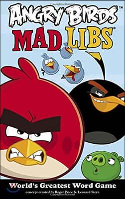 Angry Birds Mad Libs