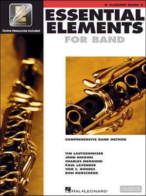 Essential Elements for Band - Book 2 with Eei: