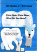 [��ο�]Polar Bear, Polar Bear, What Do You Hear? (Board Book & CD Set)