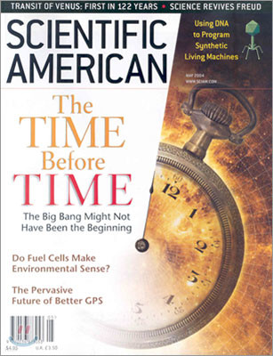 [정기구독] Scientific American (월간)