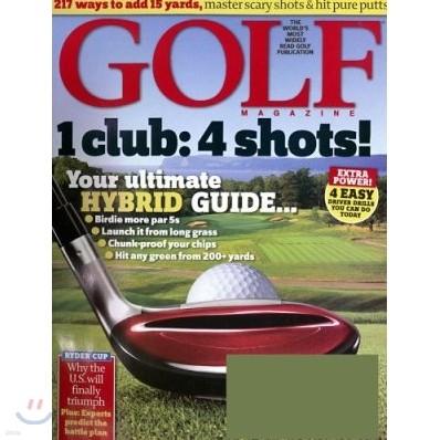 [정기구독] Golf Magazine (월간)
