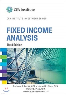Fixed Income Analysis, 3/E