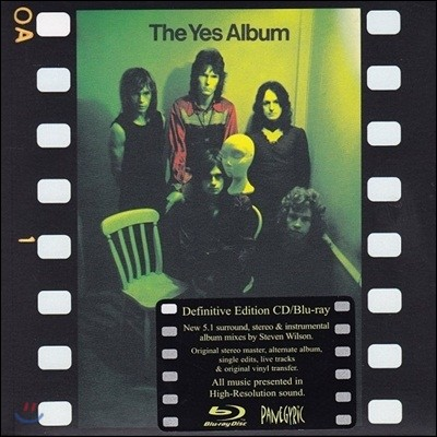 Yes - The Yeas Album (Deluxe Edition)