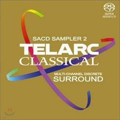 Telarc Classical SACD Sampler / 텔락 SACD 샘플러 클래식 2집