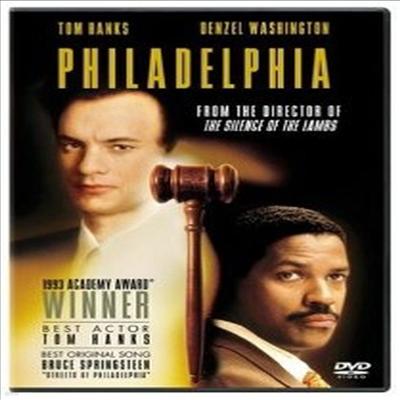 Philadelphia (필라델피아) (1993)(지역코드1)(DVD)