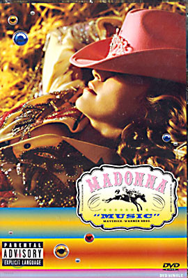 Madonna - Music (지역코드 3번)