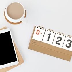 [24%할인] D-DAY 캘린더/일간달력