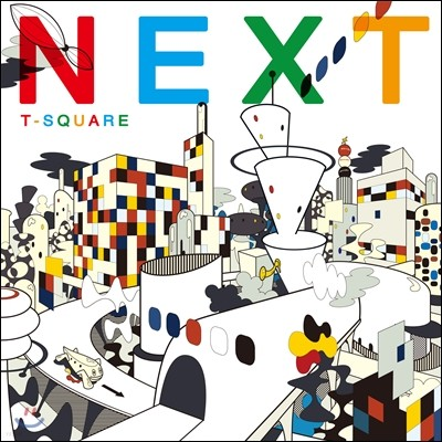 T-Square - Next