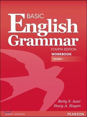 Basic English Grammar Workbook A