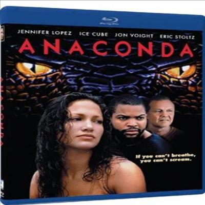 Anaconda (아나콘다) (한글무자막)(Blu-ray) (1997)