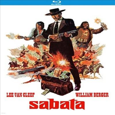 Sabata (사바타) (한글무자막)(Blu-ray) (1969)