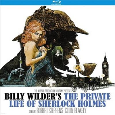 The Private Life of Sherlock Holmes (셜록 홈즈의 미공개 파일) (한글무자막)(Blu-ray) (1970)