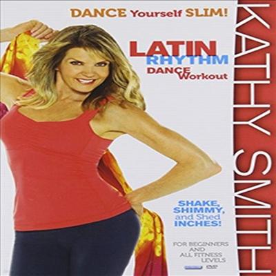 Kathy Smith: Latin Rhythm - Dance Low Impact Workout for Beginners (캐시 스미스 : 라틴리듬) (한글무자막)(한글무자막)(DVD)
