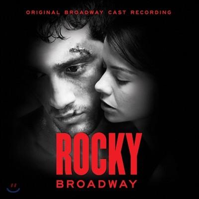 Rocky Broadway (뮤지컬 '록키') OST