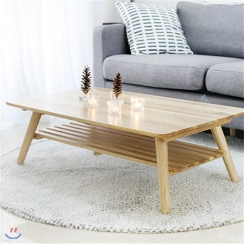 [벤트리] 원목 접이식(폴딩)테이블 Large size