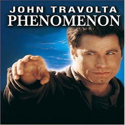 Phenomenon (페노메논) (1996)(지역코드1)(한글무자막)(DVD)