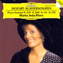 Maria Joao Pires 모차르트: 피아노 소나타 (Mozart : Piano Sonata K279ㆍK280ㆍK311ㆍK576)