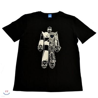 지오디 15주년 콘서트 굿즈 : 티셔츠[블랙]