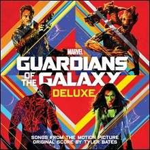 Guardians of the Galaxy (������� ���� ������) OST (Deluxe Edition)