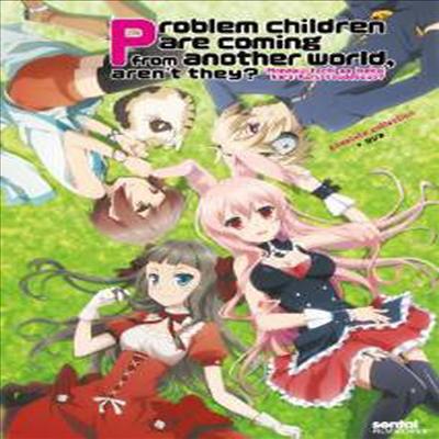 Problem Children: Complete Collection (프라블럼 칠드런)(지역코드1)(한글무자막)(2DVD)