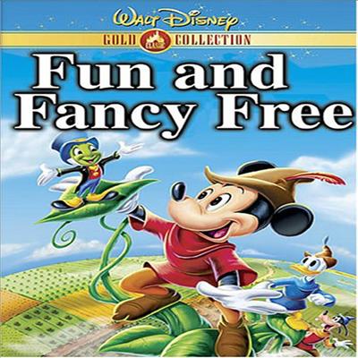 Fun & Fancy Free (미키와 콩나무) (1947)(지역코드1)(한글무자막)(DVD)