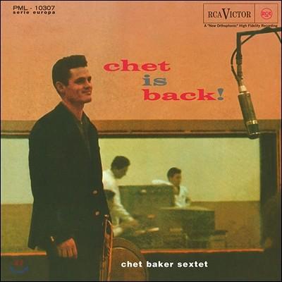 Chet Baker (쳇 베이커) - Chet Is Back