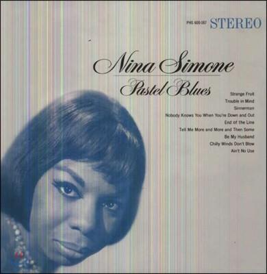 Nina Simone (니나 시몬) - Pastel Blues [LP]
