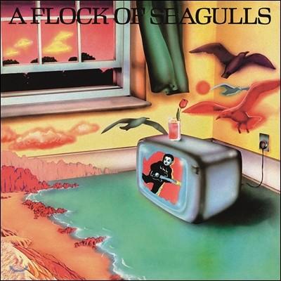 A Flock Of Seagulls (어 플록 오브 시걸스) - A Flock Of Seagulls [LP]