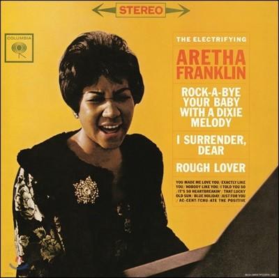 Aretha Franklin (아레사 프랭클린) - Electrifying Aretha [LP]