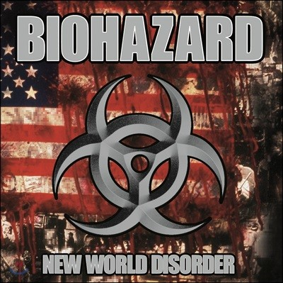 Biohazard (바이오해저드) - New World Disorder [LP]