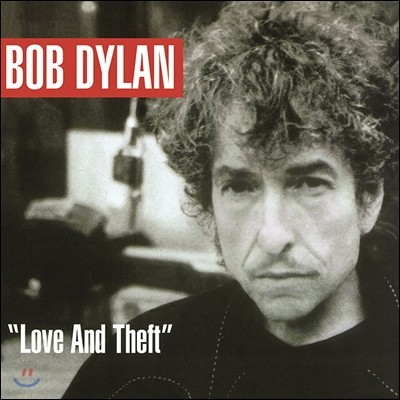 Bob Dylan (밥 딜런) - Love And Theft [2 LP]
