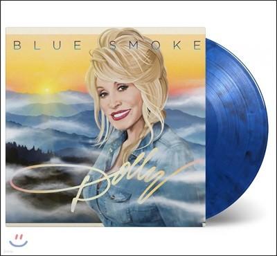 Dolly Parton (돌리 파튼) - Blue Smoke [블루 스모크 컬러 LP]