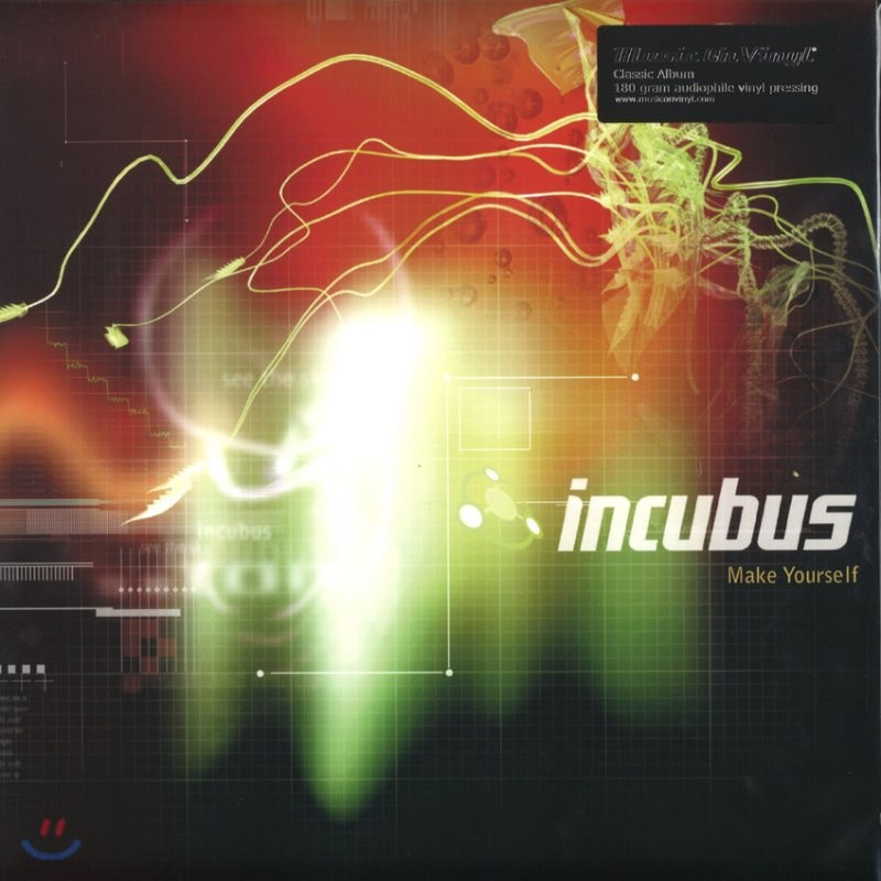 Incubus (인큐버스) - 3집 Make Yourself [2LP]