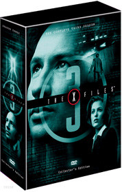엑스 파일 : 시즌 3 박스 셋트 X-File : Season 3 Box Set 무삭제 (7Disc)