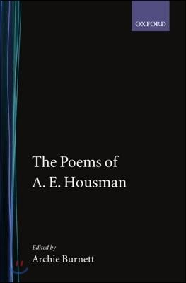 The Poems of A. E. Housman