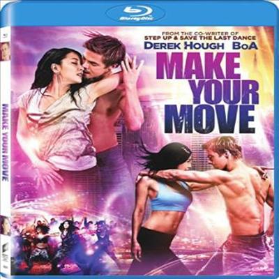 Make Your Move (메이크 유어 무브) (한글무자막)(Blu-ray) (2014)