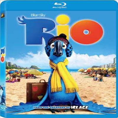 Rio (리오) (한글무자막)(Blu-ray)