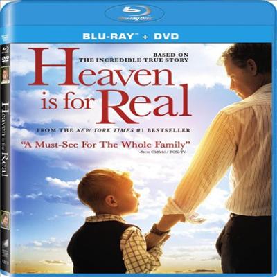 Heaven is For Real (천국에 다녀온 소년) (Blu-ray) (2014)