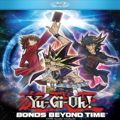 Yu-Gi-Oh! Bonds Beyond Time (극장판 유희왕 : 시공을 초월한 우정) (한글무자막)(Blu-ray)