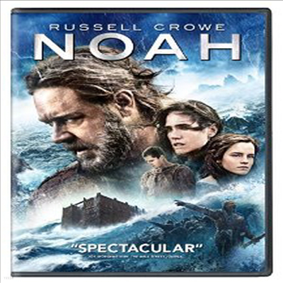 Noah (노아) (2014)(지역코드1)(한글무자막)(DVD)